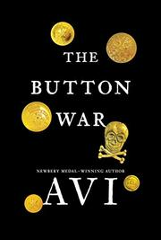THE BUTTON WAR by Avi
