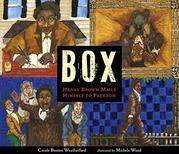 BOX by Carole Boston Weatherford