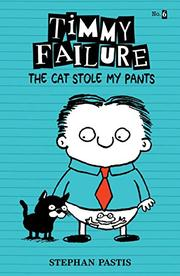 THE CAT STOLE MY PANTS by Stephan Pastis