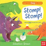 STOMP! STOMP! by Nosy Crow