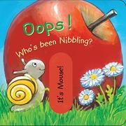 OOPS! WHO'S BEEN NIBBLING? by Antje Flad