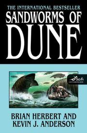 Book Cover for SANDWORMS OF DUNE