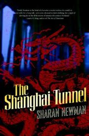 Cover art for THE SHANGHAI TUNNEL