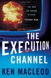 Book Cover for THE EXECUTION CHANNEL