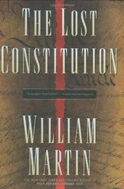 Cover art for THE LOST CONSTITUTION