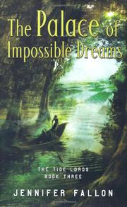 Book Cover for THE PALACE OF IMPOSSIBLE DREAMS