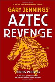 Cover art for AZTEC REVENGE