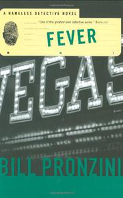 FEVER by Bill Pronzini