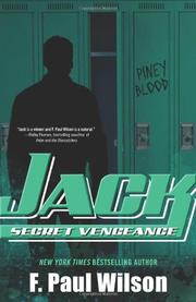 JACK: SECRET VENGEANCE by F. Paul Wilson