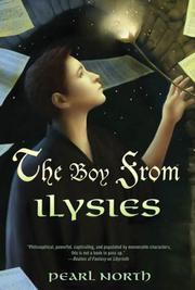THE BOY FROM ILYSIES by Pearl North