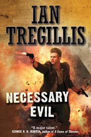 Cover art for NECESSARY EVIL