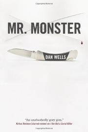 Cover art for MR. MONSTER