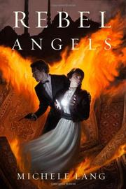 Cover art for REBEL ANGELS