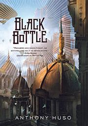BLACK BOTTLE by Anthony Huso