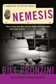 NEMESIS by Bill Pronzini