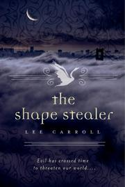 Cover art for THE SHAPE STEALER