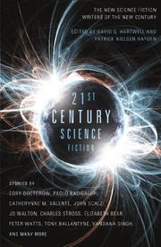 TWENTY-FIRST CENTURY SCIENCE FICTION by David G. Hartwell