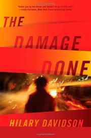 THE DAMAGE DONE by Hilary Davidson