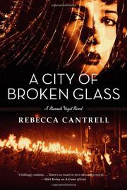 Book Cover for A CITY OF BROKEN GLASS