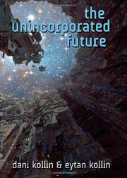 Book Cover for THE UNINCORPORATED FUTURE
