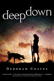 Book Cover for DEEP DOWN