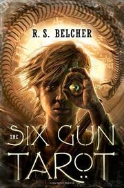 Book Cover for THE SIX-GUN TAROT