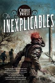 Cover art for THE INEXPLICABLES