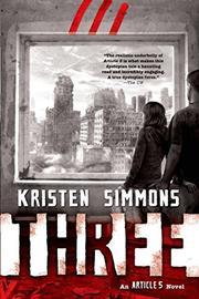 THREE by Kristen Simmons