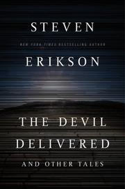 Book Cover for THE DEVIL DELIVERED