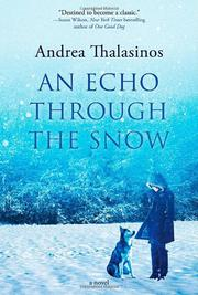 Cover art for AN ECHO THROUGH THE SNOW