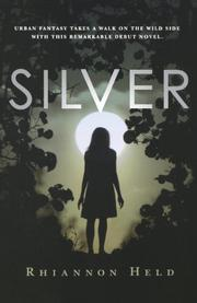 SILVER by Rhiannon Held