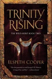 Book Cover for TRINITY RISING