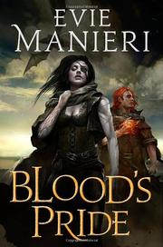 Book Cover for BLOOD'S PRIDE