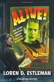 Book Cover for ALIVE!