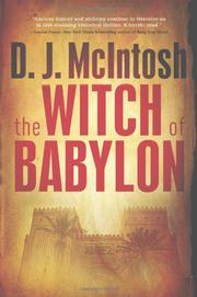 THE WITCH OF BABYLON by D.J. McIntosh