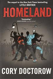 Cover art for HOMELAND