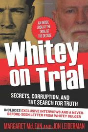WHITEY ON TRIAL by Margaret McLean