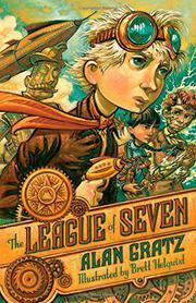 THE LEAGUE OF SEVEN by Alan Gratz