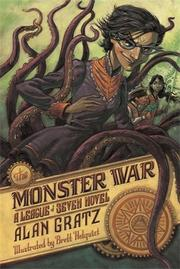 THE MONSTER WAR by Alan Gratz