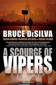 A SCOURGE OF VIPERS by Bruce DeSilva