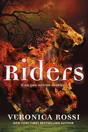RIDERS by Veronica Rossi