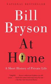 Book Cover for AT HOME
