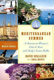 MEDITERRANEAN SUMMER by David Shalleck