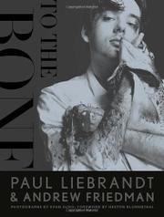 TO THE BONE by Paul Liebrandt