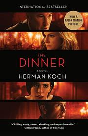 Book Cover for THE DINNER