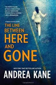 Cover art for THE LINE BETWEEN HERE AND GONE