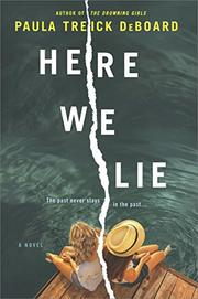 HERE WE LIE by Paula Treick DeBoard