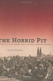 THE HORRID PIT by Alan Axelrod