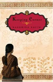 Book Cover for KEEPING CORNER