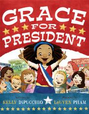 Book Cover for GRACE FOR PRESIDENT